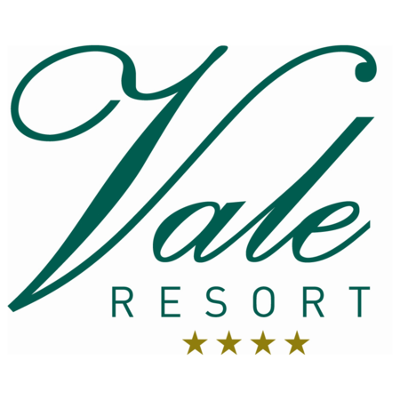 Logo of golf course named Vale Golf and Spa Resort