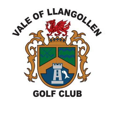 Logo of golf course named Vale of Llangollen Golf Club