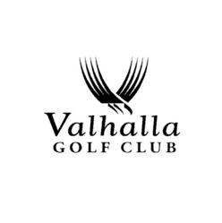 Logo of golf course named Valhalla Golf Club