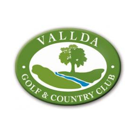Logo of golf course named Vallda Golf and Country Club