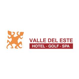Logo of golf course named Valle Del Este Golf Resort