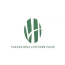 Logo of golf course named Valley Hill Country Club