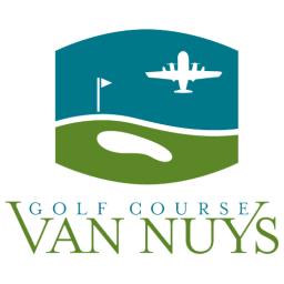 Logo of golf course named Van Nuys Golf Course