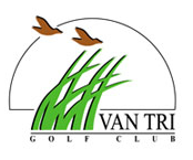 Logo of golf course named Van Tri Golf Resort