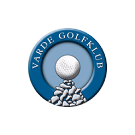 Logo of golf course named Varde Golf Club