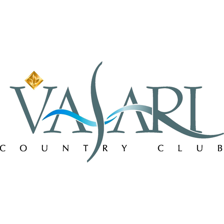 Logo of golf course named Vasari Country Club