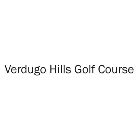 Logo of golf course named Verdugo Hills Golf Course