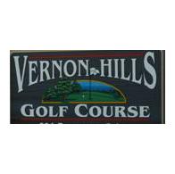 Logo of golf course named Vernon Hills Golf Course
