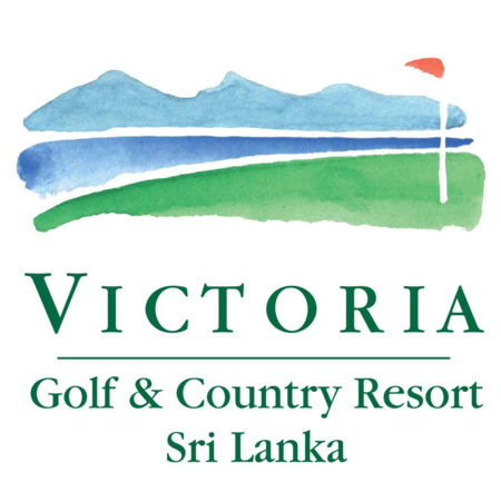 Logo of golf course named Victoria Golf and Country Resort