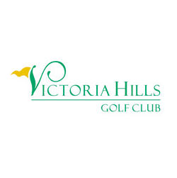 Logo of golf course named Victoria Hills Golf Club