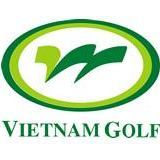 Logo of golf course named Vietnam Golf and Country Club