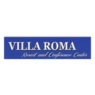 Logo of golf course named Villa Roma Golf Course