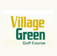 Logo of golf course named Village Green Country Club