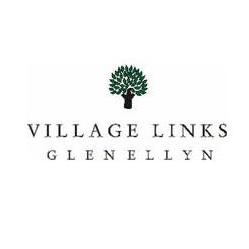 Logo of golf course named Village Links of Glen Ellyn