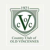 Logo of golf course named Vincennes Golf Club