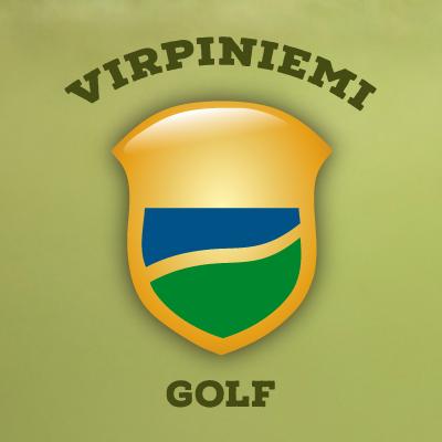 Logo of golf course named Virpiniemi Golf