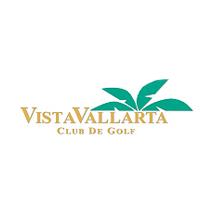 Logo of golf course named Vista Vallarta Golf Club