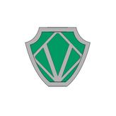 Logo of golf course named Volstrup Golf Center
