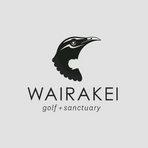 Logo of golf course named Wairakei International Golf Course