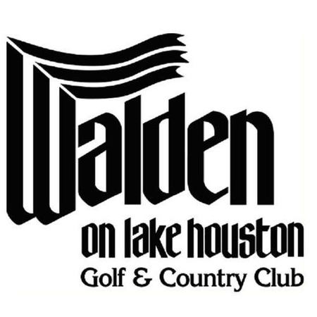 Logo of golf course named Walden on Lake Houston Golf and Country Club