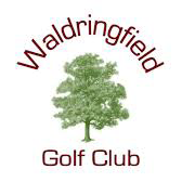 Logo of golf course named Waldringfield Heath Golf Club