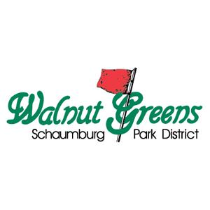 Logo of golf course named Walnut Greens Golf Course