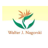 Logo of golf course named Walter J. Nagorski Golf Course