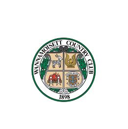 Logo of golf course named Wannamoisett Country Club