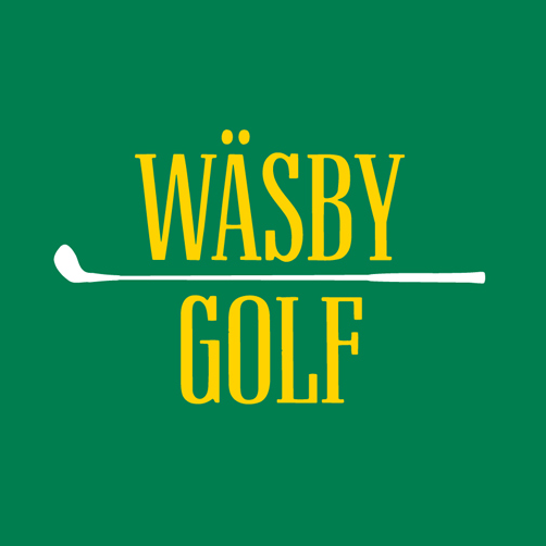 Logo of golf course named Wasby Golfklubb