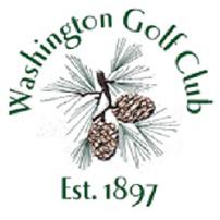 Logo of golf course named Washington Golf Club
