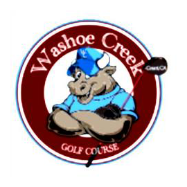 Logo of golf course named Washoe Creek Golf Course