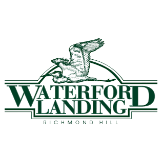 Logo of golf course named Waterford Landing Golf Course