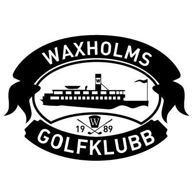 Logo of golf course named Waxholms Golfklubb