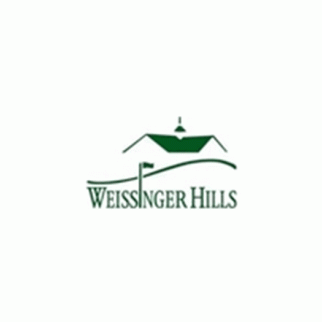 Logo of golf course named Weissinger Hills Golf Course