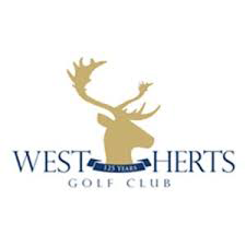 Logo of golf course named West Herts Golf Club