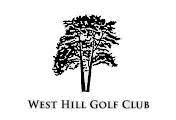 Logo of golf course named West Hill Golf Club