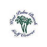 Logo of golf course named West Palm Beach Golf Course