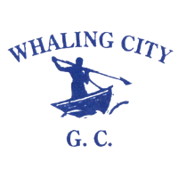 Logo of golf course named Whaling City Golf Course at New Bedford