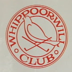 Logo of golf course named Whippoorwill Club