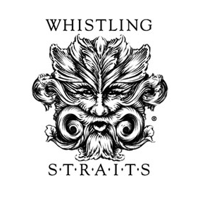 Logo of golf course named Whistling Straits