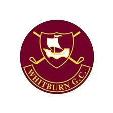 Logo of golf course named Whitburn Golf Club