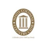 Logo of golf course named White Columns Golf Club