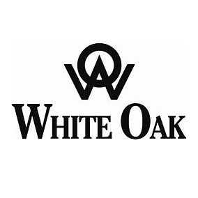 Logo of golf course named White Oak Plantation