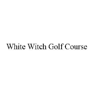 Logo of golf course named White Witch Golf Course