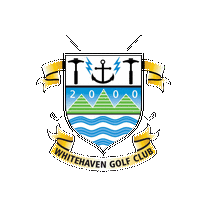 Logo of golf course named Whitehaven Golf Club