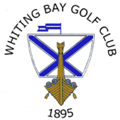 Logo of golf course named Whiting Bay Golf Club