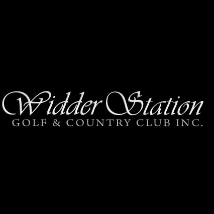 Logo of golf course named Widder Station Golf and Country Club