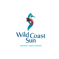 Logo of golf course named Wild Coast Sun Country Club