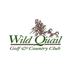 Logo of golf course named Wild Quail Golf and Country Club