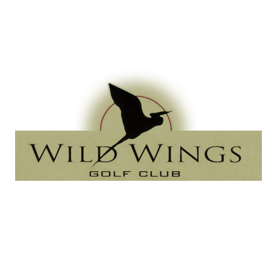Logo of golf course named Wild Wings Golf Club